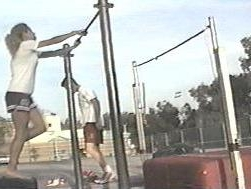 Pole Vault Pull, Turn and Push Technique and Drills