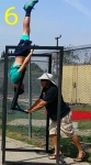 Pole Vault Swing Up Rack